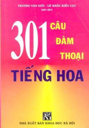 sách giáo trình 301 câu đàm thoại tiếng Hoa